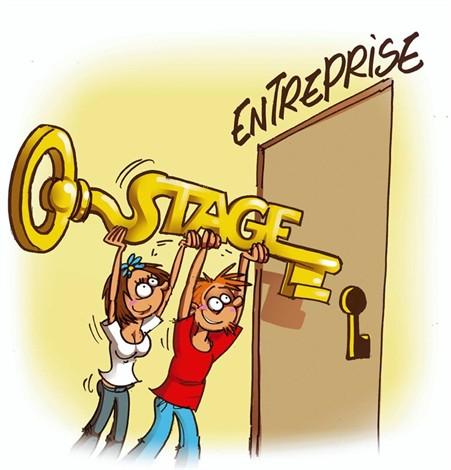 Exemples de stages en France